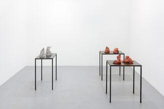 Jimmie Durham, Jone Kvie - Glass, installation view