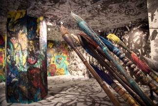 The Question of Beings, installation view