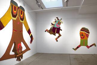 Luis De Jesus Los Angeles at ZⓢONAMACO 2017, installation view