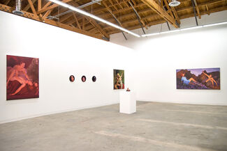 Laura Krifka: Reap the Whirlwind, installation view