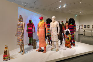 What Nerve! Alternative Figures in American Art, 1960 to the Present, installation view