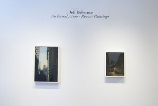 Jeff Bellerose: An Introduction - Recent Paintings, installation view