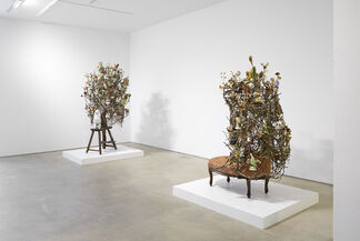 Nick Cave: Rescue, installation view