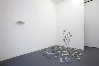 Ana Mazzei: Et nous, nous marchons inconnus, installation view