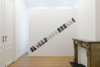 Bodies Turn To Ash, installation view