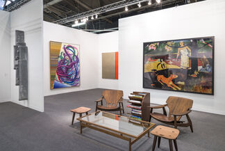 Galeria Nara Roesler at The Armory Show 2016, installation view