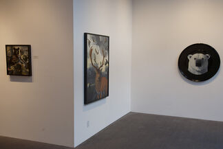 Robert McCauley: New Paintings, installation view