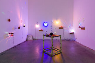 Elias Hansen: I'm a long way from home and I don't really know these roads., installation view