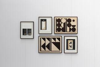 Mini Galerie at Code Art Fair 2017, installation view
