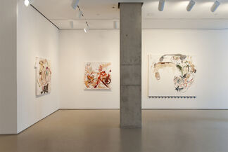 Carmen Neely: It makes it more so if you say so, installation view