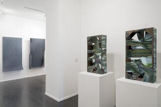 "Maria Walker - ""Trees Breeze Green"", installation view"