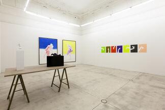 Ulrike Lienbacher, installation view