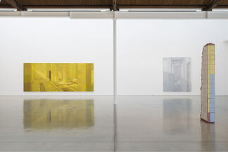 Adriana Varejão: Interiors, installation view