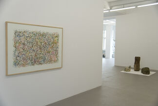 """herman de vries """"everything is all ways significant for all"""", installation view"""