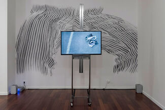 Fiona Banner - Au Cœur des Ténèbres, installation view