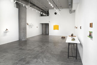 Vaporous Quill, installation view