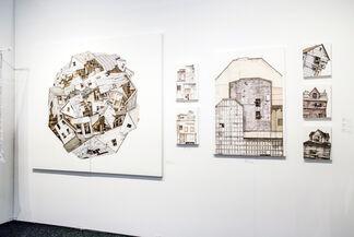 Paradigm Gallery + Studio at Art on Paper New York 2018, installation view