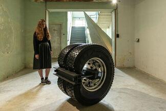ARCANGELO SASSOLINO 'The way we were', installation view