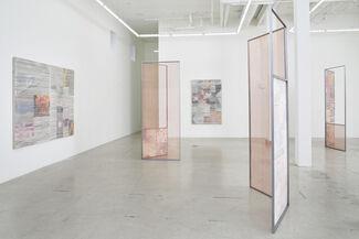 Evergreen, Searchlight, Rosebud, installation view