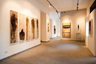 SiO2 | Jacqueline Dengler - Andrea Morucchio - Antonio Pizzolante, installation view