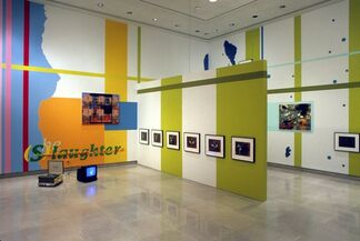 Manly on the Plaid, installation view