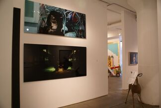 U Can't Touch Dis: The New Asian Art, curated by Eric C. Shiner, installation view