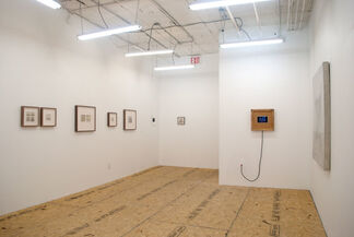 All The Walls, installation view