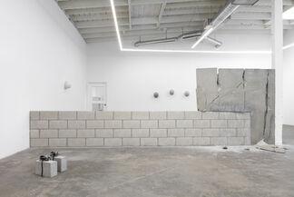 White Helmet, installation view