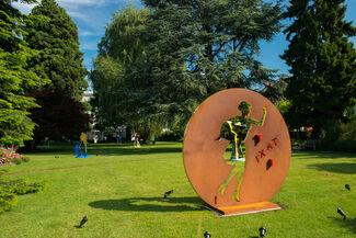 "Allen Jones ""INSIDE OUT"", installation view"