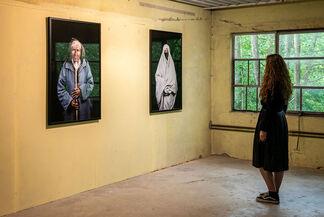 LEILA ALAOUI 'Traversées', installation view