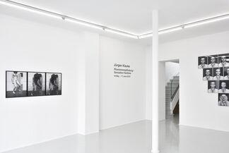 Phantomempfindung (Ghostly Sensations), installation view