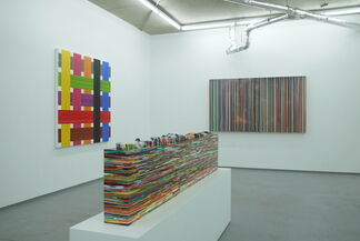 ABSTRACT REMIX, installation view