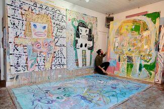 Adam Handler: Playground, installation view