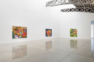 Peter Saul, installation view