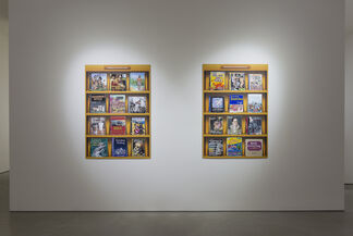 JEAN LOWE: SAVOIR FAIRE: WHAT IT IS AND HOW TO GET IT, installation view