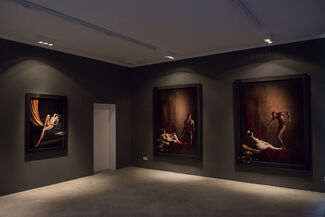 Yoram Roth »Personal Disclosure«, installation view