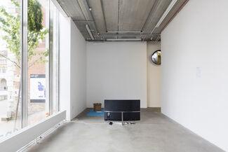 Am Nuden Da: RETROSPECTIVE w/ Tyler Coburn, Viola Yeşiltaç, xxxxxxxxx, installation view