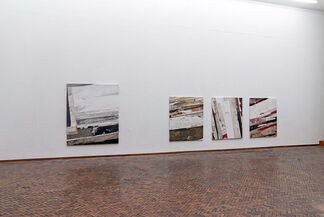 Ryan Wallace / Koen Delaere  karp/rye, installation view