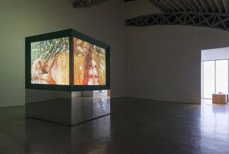 Judith Barry: Imagination, Dead Imagine, installation view