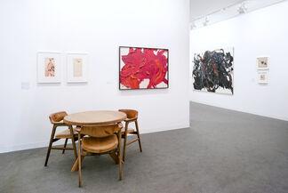 Fergus McCaffrey at Art Basel 2017, installation view