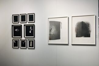 M Contemporary Art at Art on Paper 2020, installation view