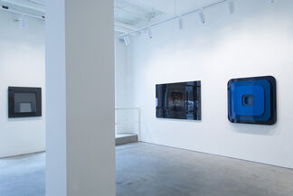 Chromatic Interactions, installation view