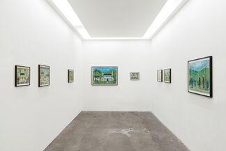 "Paul Bowler & Georg Weißbach ""ART N MORE Diplom"", installation view"