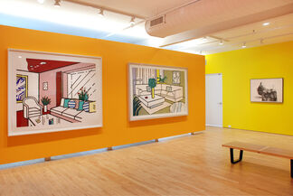 Art On Color, installation view