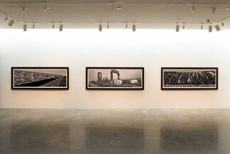 Koudelka Twelve Panoramas 1987 - 2012, installation view