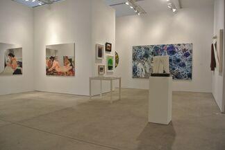 Repetto Gallery at Art Miami 2015, installation view