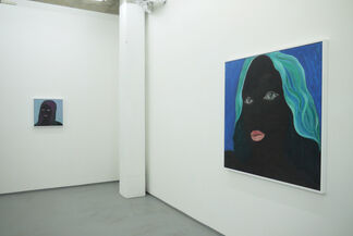 Hedley Roberts, installation view