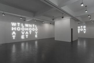 White On White, installation view