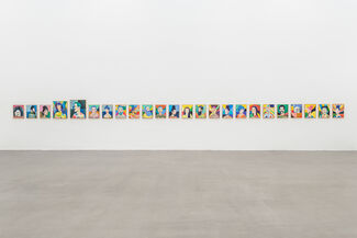 Ryan Mosley: From the Verges, installation view