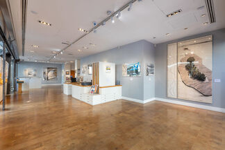 Christo and Jeanne-Claude: A Life of Projects, installation view